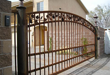 Different Types Of Security Gates For Residential Properties | Gate Repair Altadena, CA
